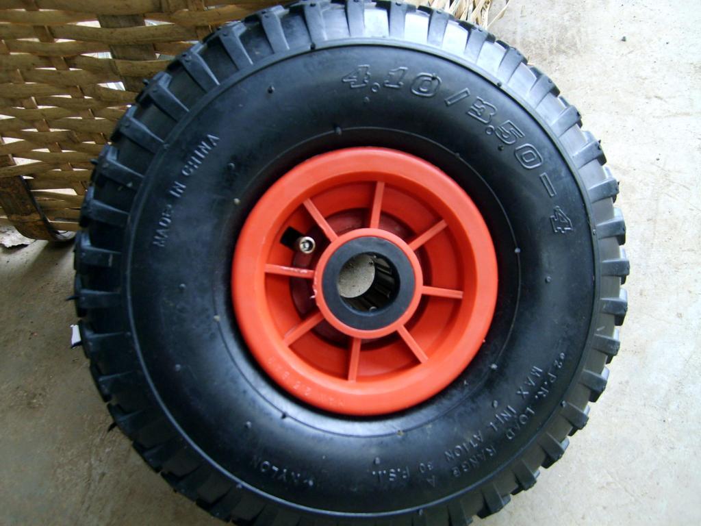 Wheelbarrow Tyre/ Pneumatic Wheel / Rubber Wheel / Air Wheel 4.00-8