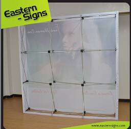 Exhibition hot sale Banner Stands