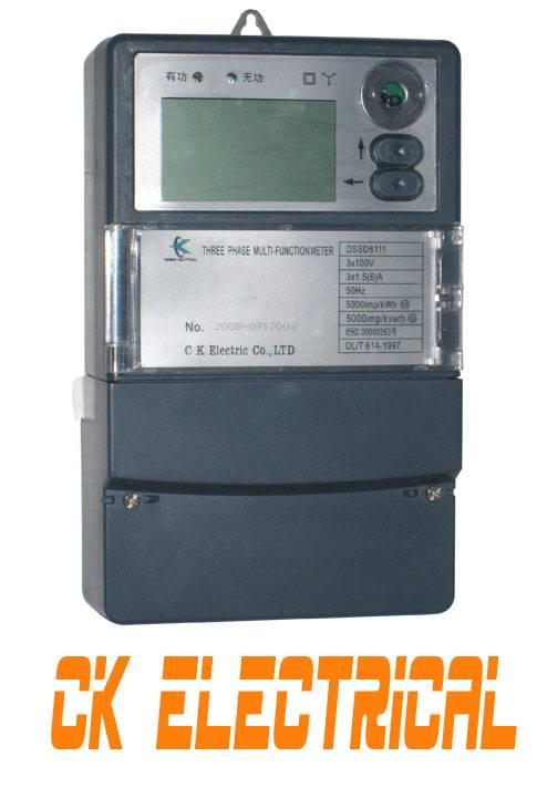 Kilo-Watt Hour Meter DSSD8111