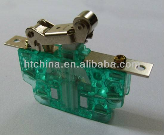 All series Auxiliary Switch F4 series, F6 series, F9 series, FK10 series, CSK11-A snap action switch