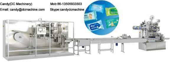 Wet Tissue Machine (DC-WT-5-20P)
