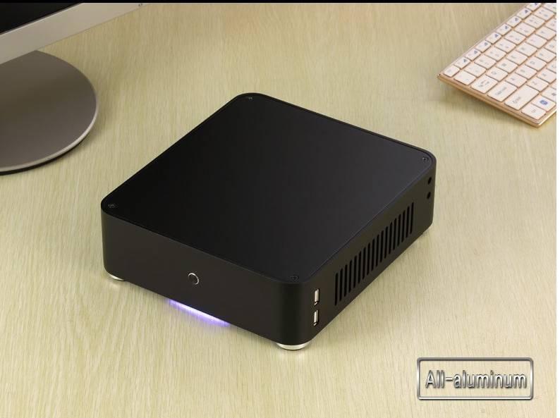 E-W60,Realan HTPC Case with latest design, Commercial PC Case Desktop