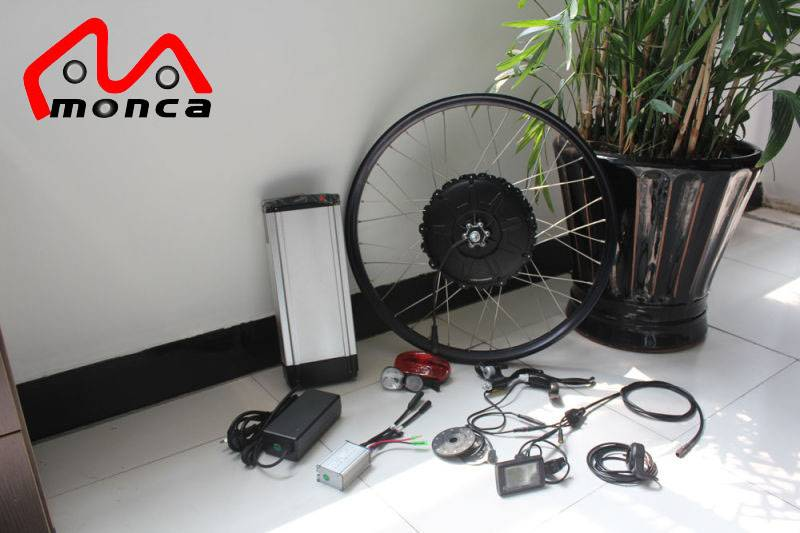 Wholesale E Bike Parts with 36V Samsung Lithium Battery