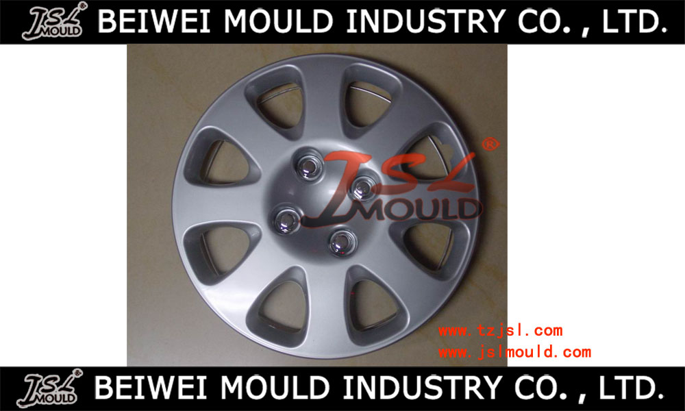 2017 newly car wheel cover mould plastic injection