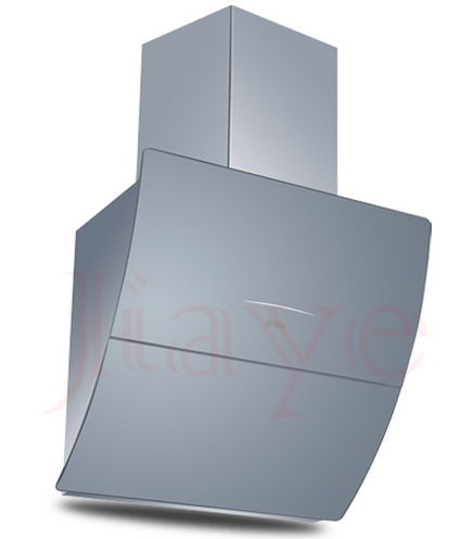 600mm silver kitchen range hood