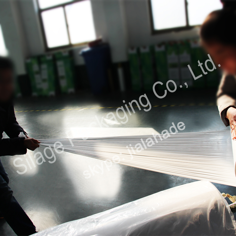 Hot Sale Film,Shrink Film for Baler, Good Tensile Strength Opaque Film for Germany