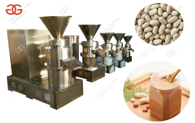 Peanut|Almond Butter Grinding Machine Colloid Mill Manufacturer