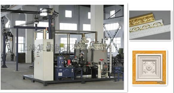 Polyurethane Foaming Machine for Home Decoration