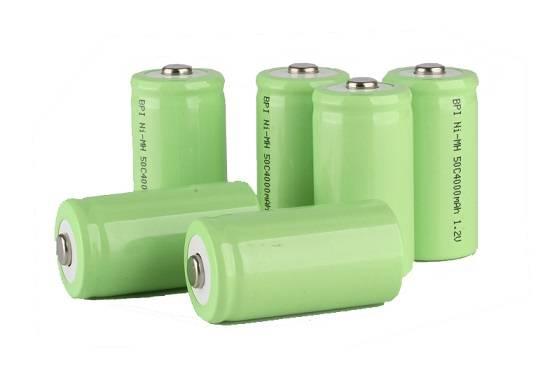 1.2V 50C2500mAh 3000mAh 4500mAh 5000mAh Nimh battery