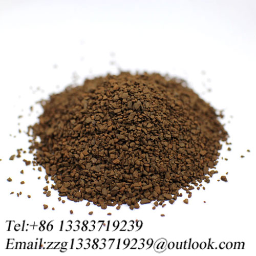 Manganese Sand of 35%Min Mno2 for Water Treatment Removing The Mn and Fe