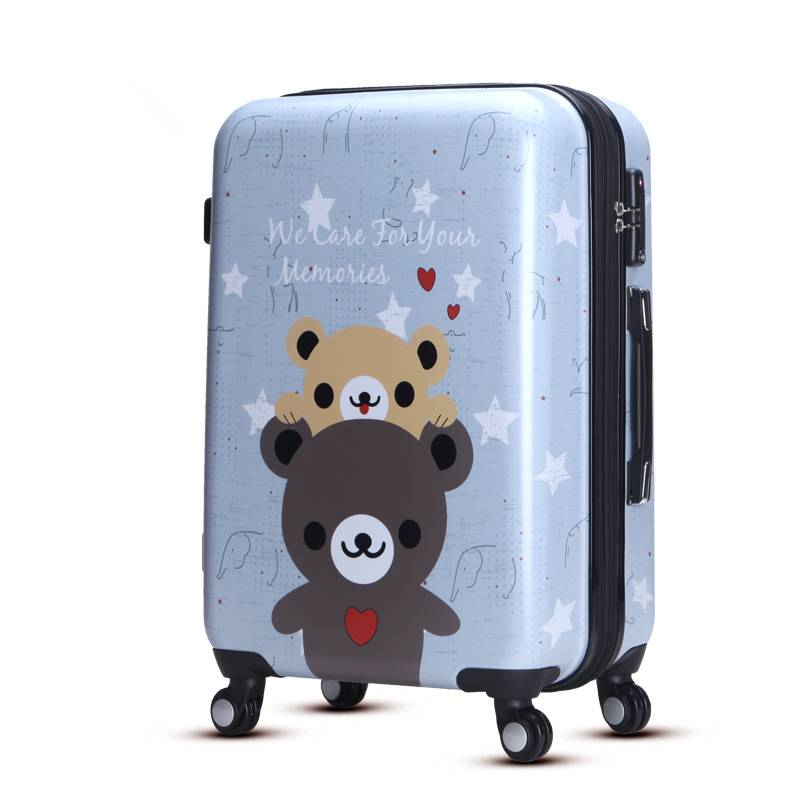 2016 latest design kids luggage