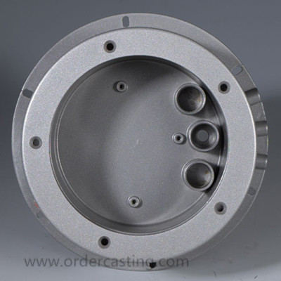 Customized Aluminum Precision Die Casting for Led Lamp Housing