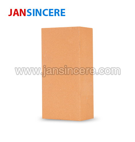 Clay and High Alumina Lightweight Insulating Refractory Brick