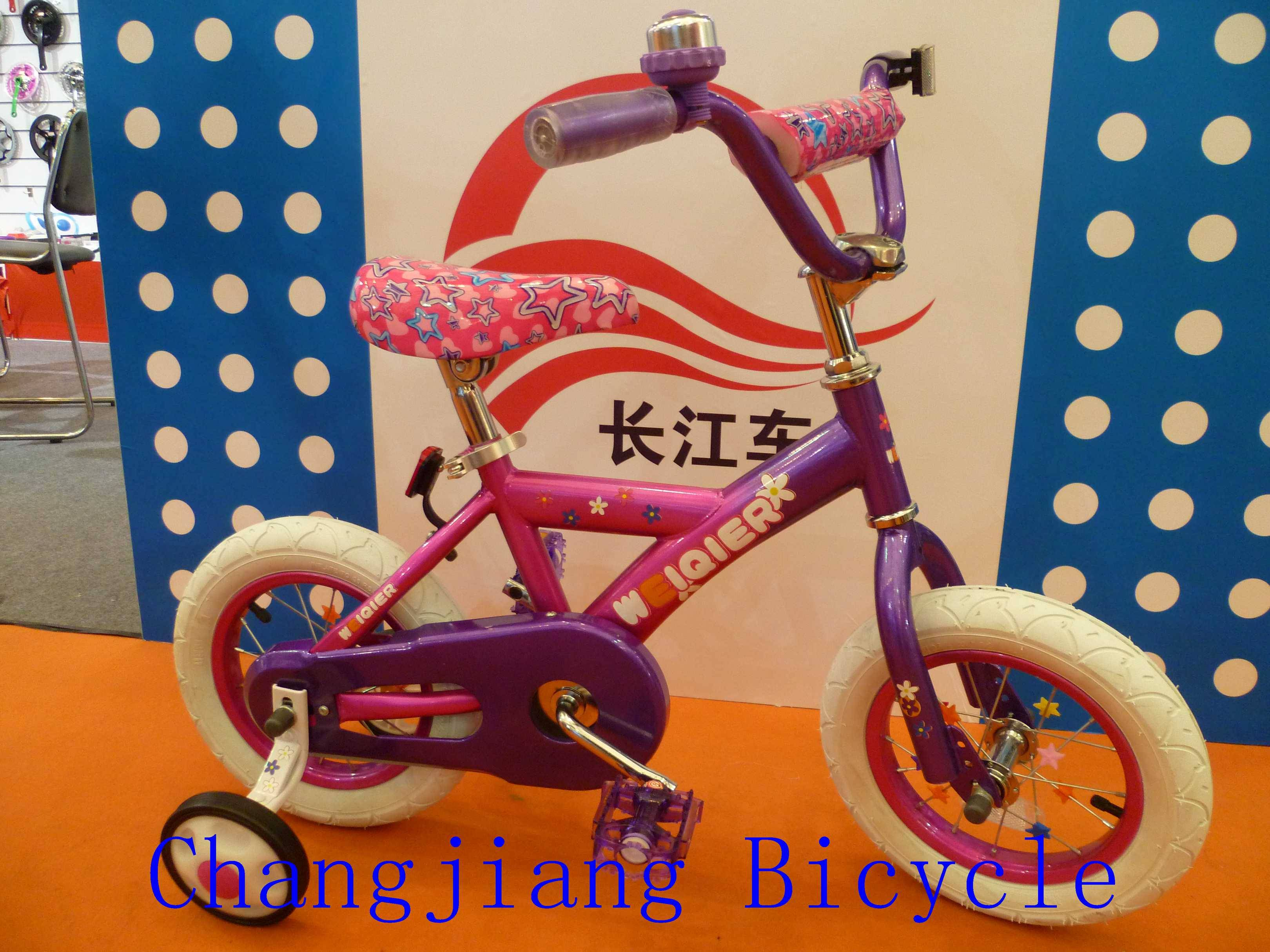 simple specofocation bike for baby girls
