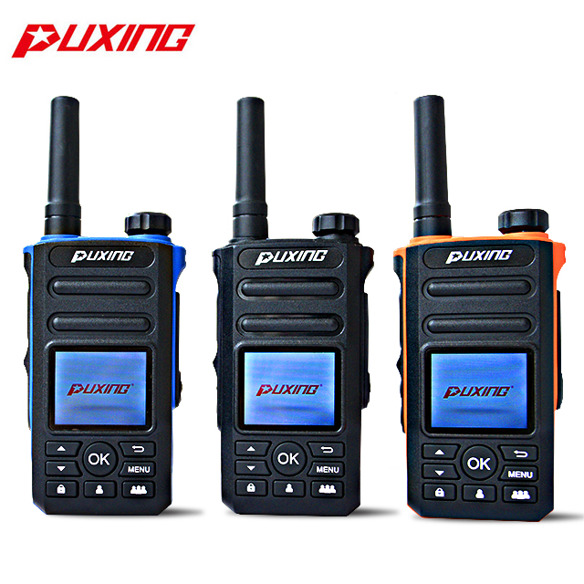 G21 wifi walkie talkie sim card portable two-way radio