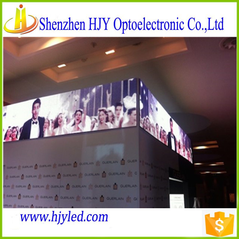 indoor advertising LED display screen prices p7.62 LED display screen