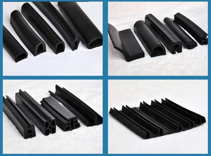 Rubber EPDM Extrusion, Profiles,Container Door Rubber Seal and Gasket