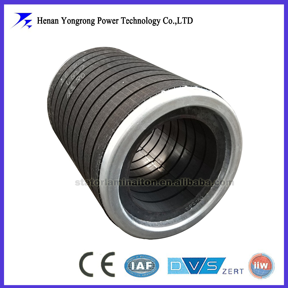 High precision efficiency dc motor motor iron core from China factory