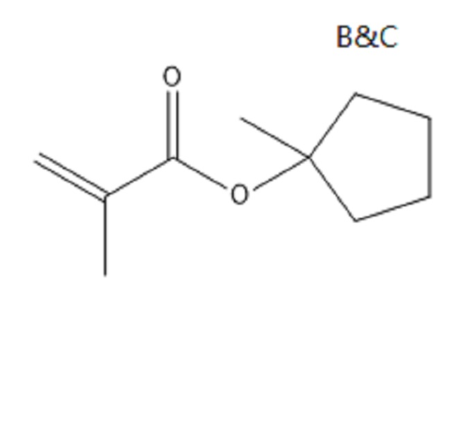 1-Methylcyclopentyl methacrylate (cas 178889-45-7)