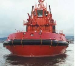 tug rubber fender for tugboat