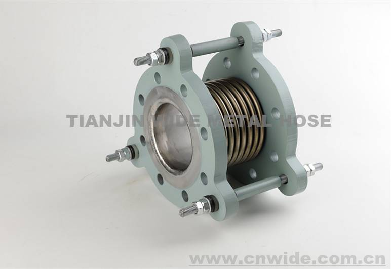 Metal Bellow Expansion Joint-Pump Connector - Tianjin Wide Metal