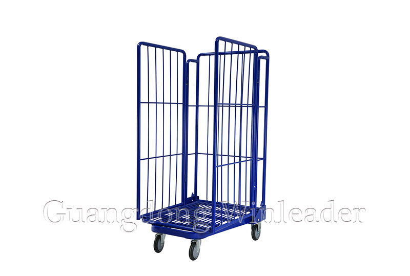 YLD-WT424 Warehouse Cart,warehouse trolley for Sale,warehouse trolley Retail,Logistic Cart