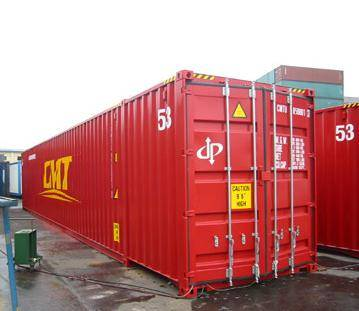 53' special container