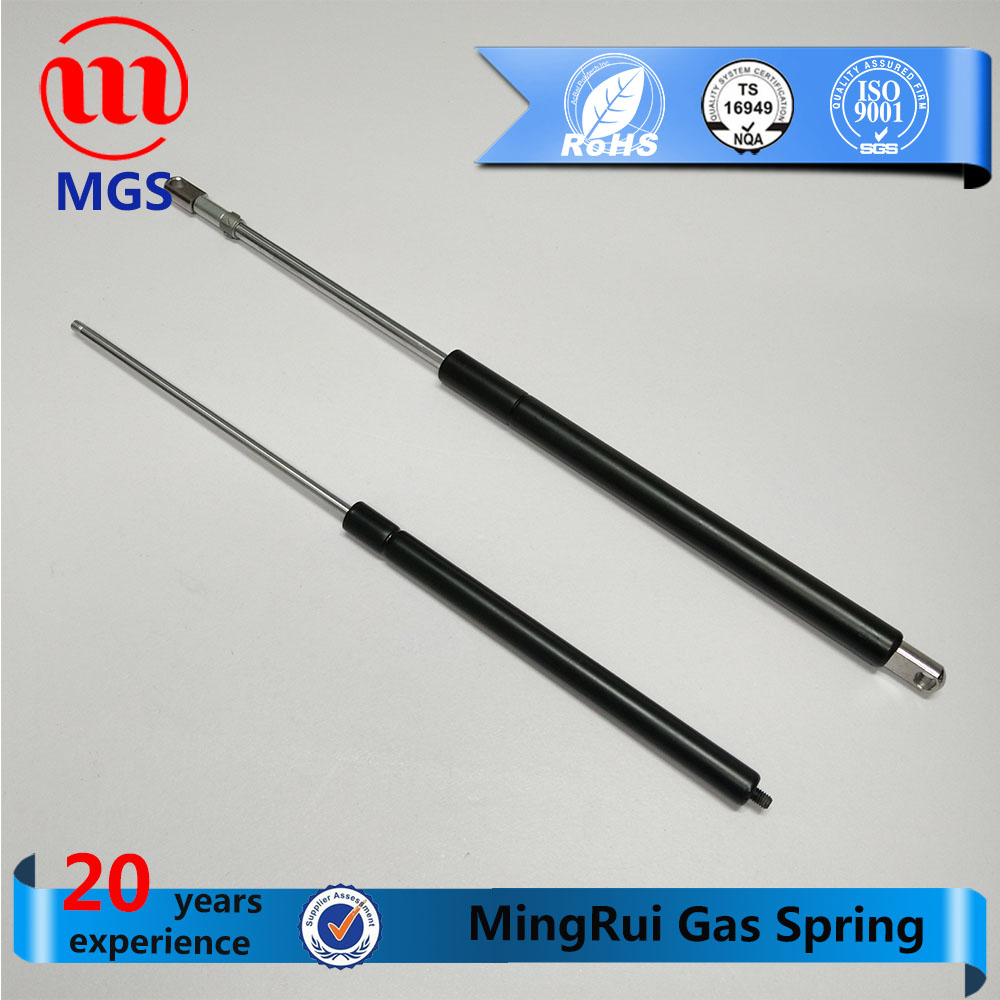 Compression master lift gas spring/gas strut for wall bed 600n