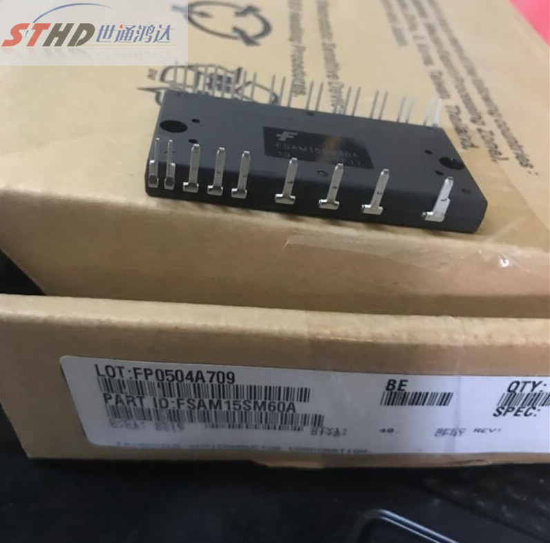 Hot Sale New and Original IGBT Modules FSAM15SM60A