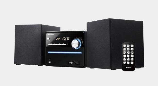 2.0 CD Mini Hi-Fi system MDV-933B