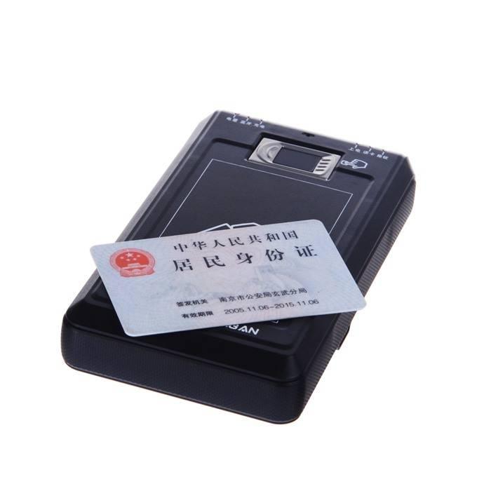 Bluetooth 13.56mhz RFID reader with Mini USB