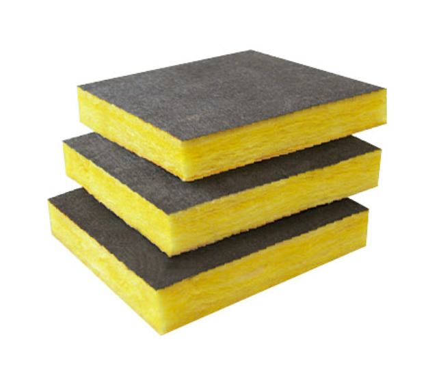 Glass Wool Felt &Thermal Insulation Fiber Glass Wool price
