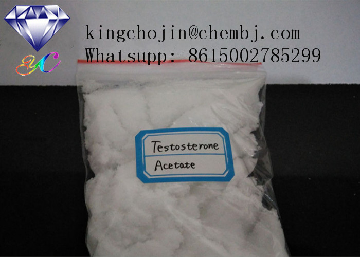 Test Testosterone Acetate Bulking Cycle Steroids , White Raw Muscle Growth Steroids