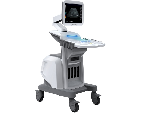 Canyearn A85 Full Digital Trolley Ultrasonic Diagnostic System Black and White Ultrasound Scanner