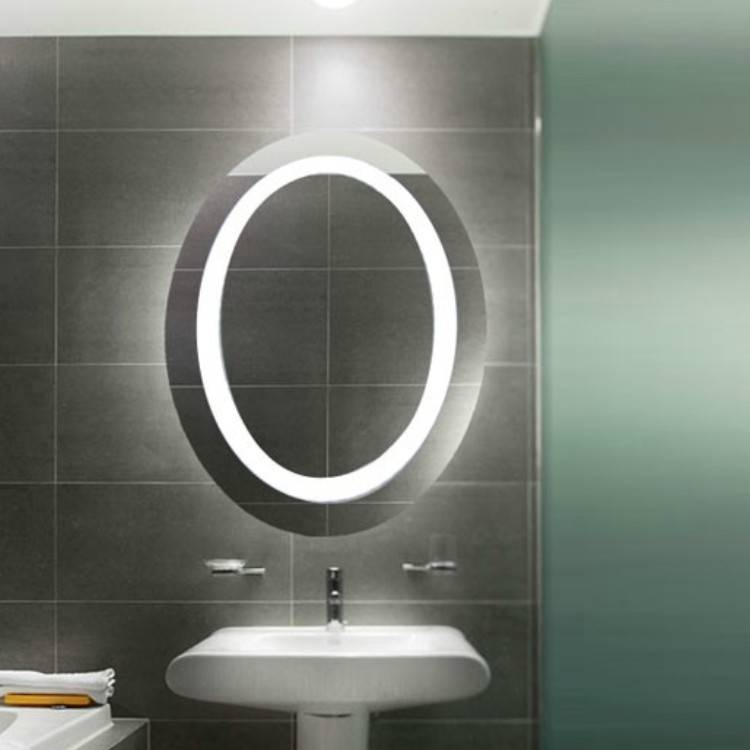 Illuminated mirrors produced by ENE LIGHTED MIRRORS from China accepted OEM ODM CUSTOM
