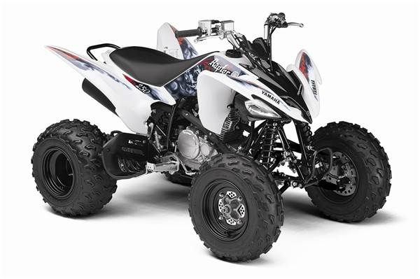 2016 Yamaha Raptor 250R