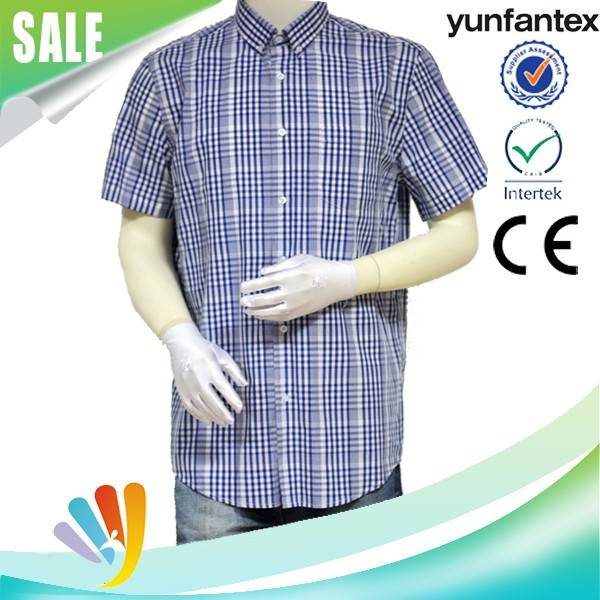 2016 High Quality New Design Fashion mens dress shirts models for sale