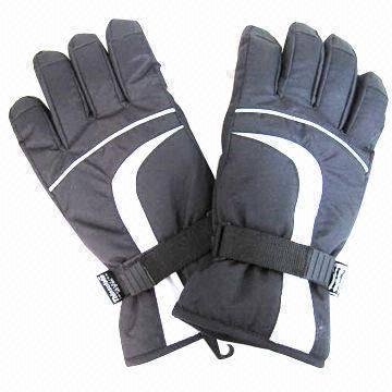 Mens skiing gloves