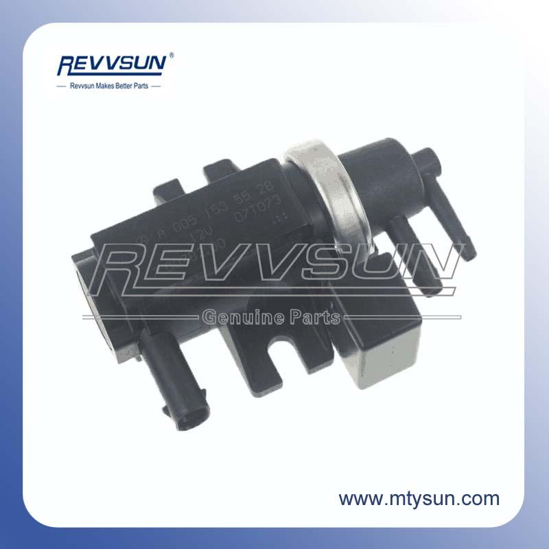 Pressure Converter, Turbocharger 005 153 55 28, A 005 153 55 28, 7.00782.04.0 for BENZ SPRINTER