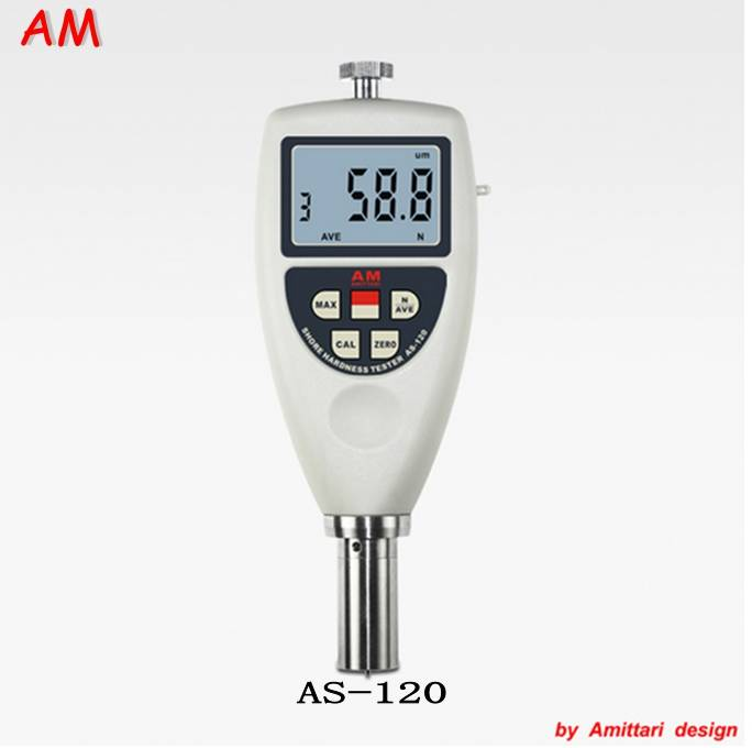 AMITTARI Shore Hardness Tester AS-120 Series
