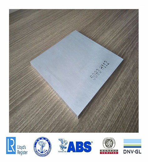 Cheap marine aluminium sheet 5083 aluminum foil plate Of High Quality