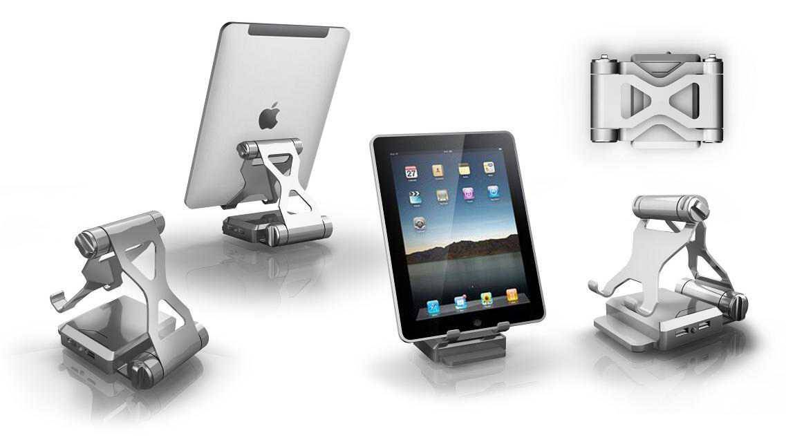 7800 mAh Power Bank with Stand