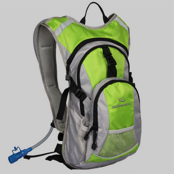 Outdoor equipment series water pouch backpack