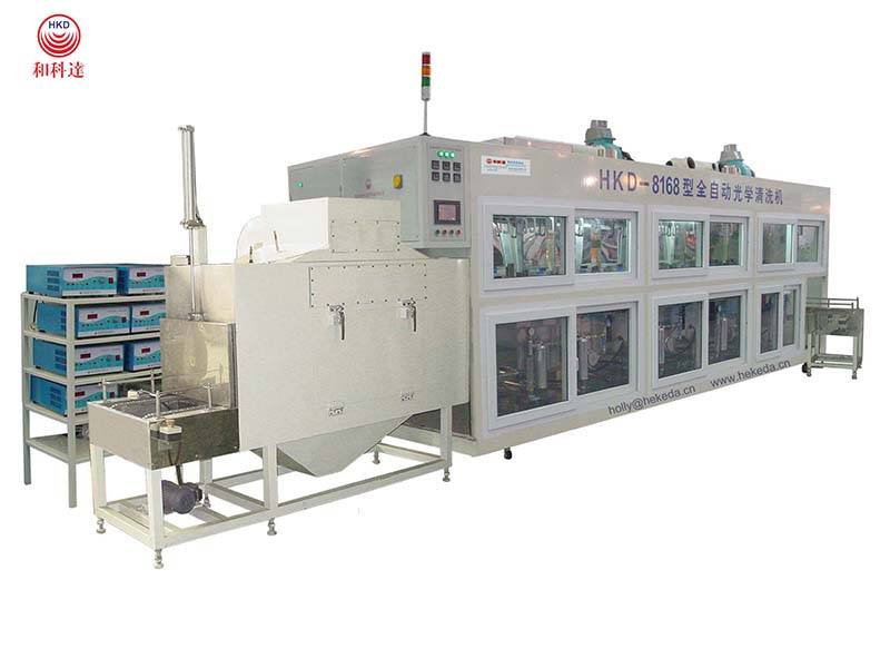 ceramic wafer ultrasonic cleaning machine