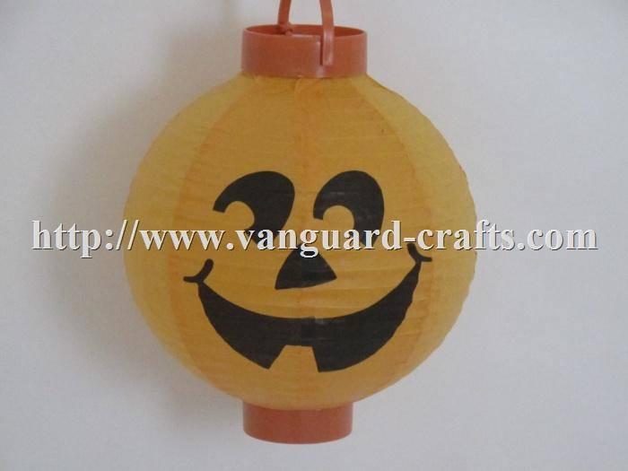 Halloween LED Paper Lanterns