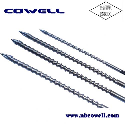Hot sales barrel screw for PVC processing