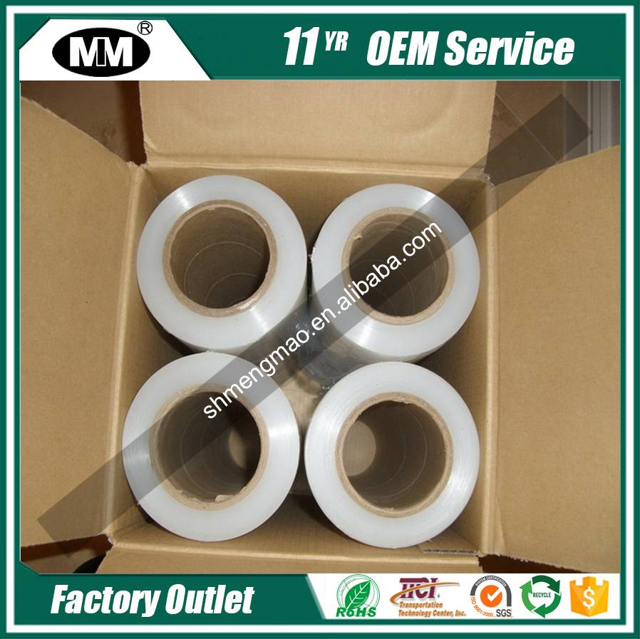 PE Stretch Wrap Packaging Film from Direct Factory