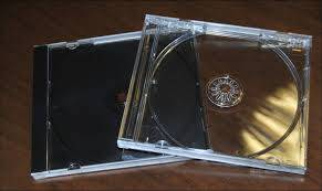10.4mm cd case with black tray