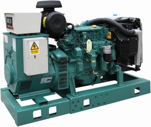 Hot sale generator set volvo penta