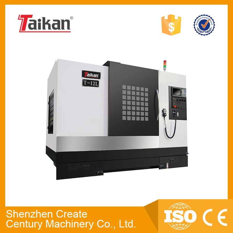 Chinese good quality cnc machine T-12L